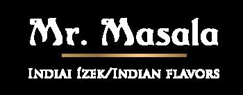 Mr Masala Házhozszállítás